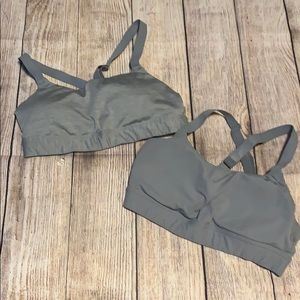 Under armour ✌🏼two full support adjustable bras